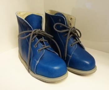 buty niebieskie