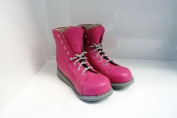 buty rozowe